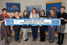Board Certified Nurses at CareFirst
